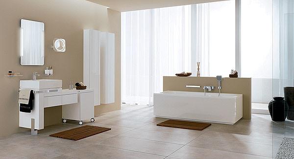 Новая концепция ванной