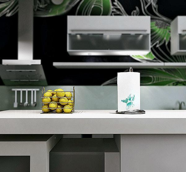 Совершенство в деталях: дизайнерские кухонные полотенца и туалетная бумага