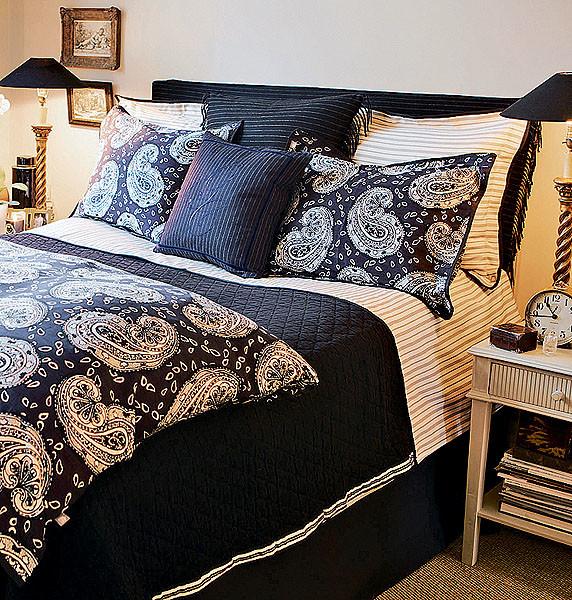 Осень в огурцах: текстильные аксессуары Gant Home City