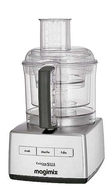 Революция в кухне: комбайн CS 5200 chrome mat