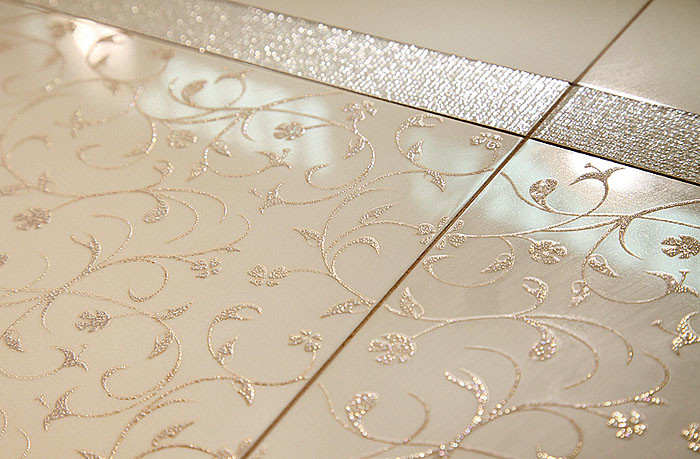 Плитка с пропорциями золотого сечения