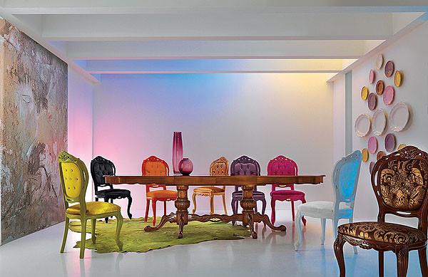 В старинных традициях: мебель от Cavio Interiors