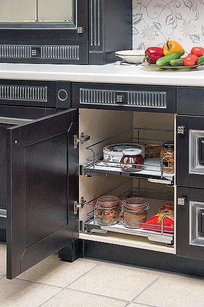 Кухонная классика: мебель Эстель