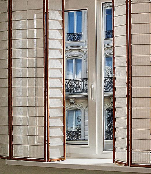 Так украшают окна в Италии: декоративные ставенки