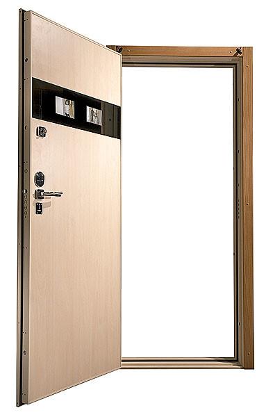 Новый уровень безопасности: стальная дверь от Leganza