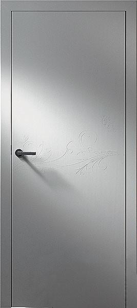 Двери с объемным рисунком