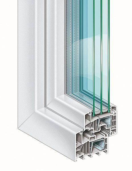 Холод не пройдет: особо теплые окна из новых профилей