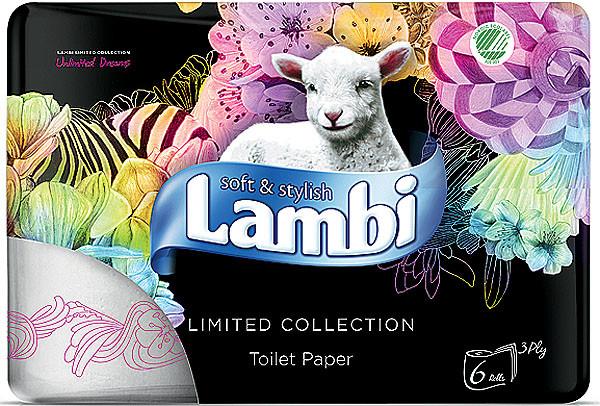 Мечты без границ: коллекция бумажных полотенец Lambi
