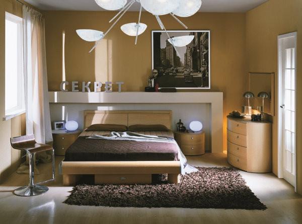 Спальня с секретом