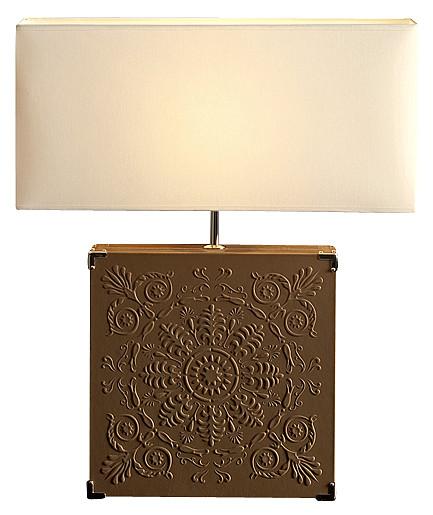 Больше экспрессии: cерия настольных ламп