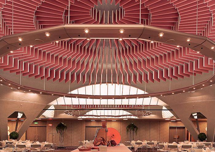 Революция в дизайне потолков