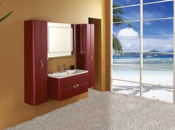 В Итальянском стиле: мебель для ванной комнаты