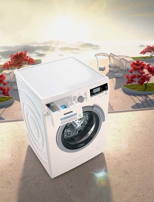 Экономная помощница: стиральная машина с системой i-Dos