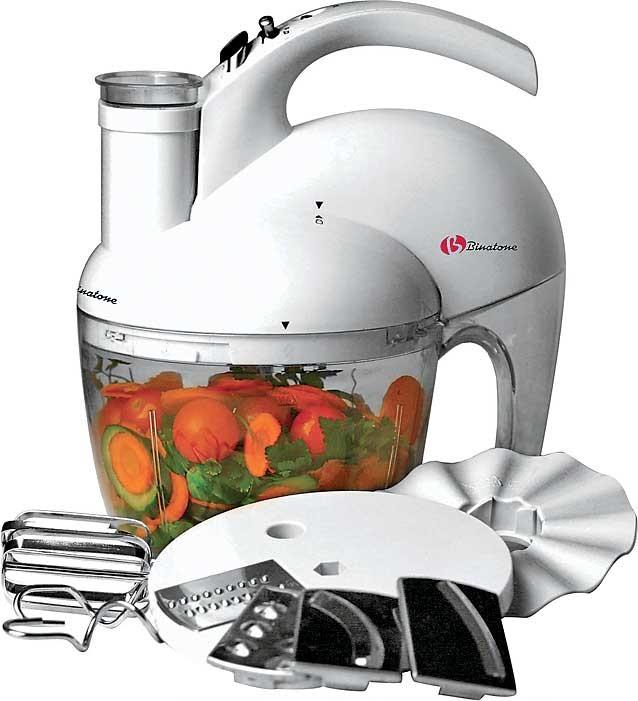Для любителей выпечки: компактный кухонный комбайн
