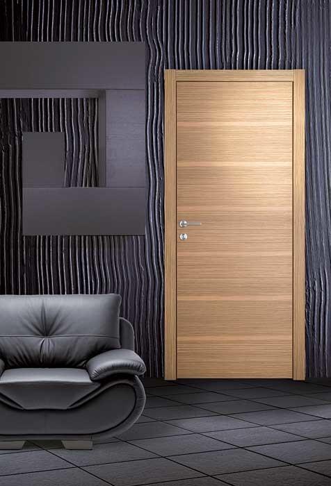 Рельеф живого дерева: коллекция межкомнатных дверей