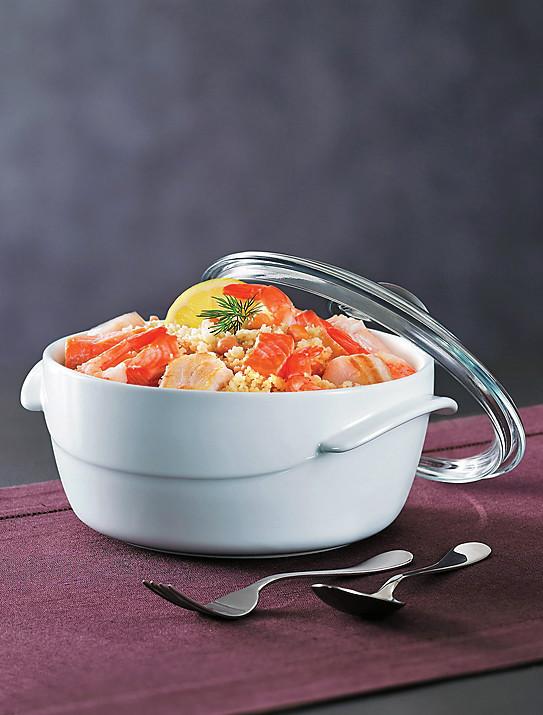 По волнам: серия керамической посуды