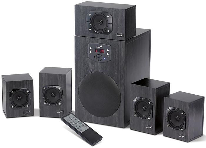 Магия звука: новая акустическая система