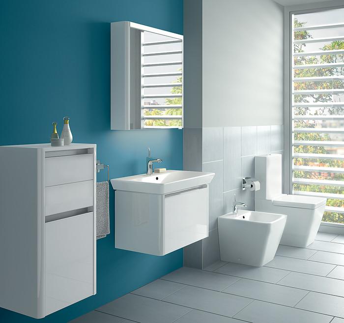 Четыре грани мира: коллекция для ванной комнаты