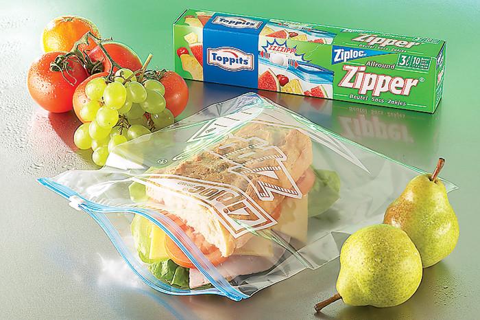 Разноцветные помощники: товары для хранения продуктов