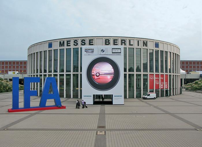 IFA 2011: в контакте