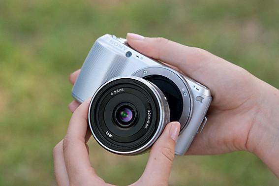 Позитив в кармане: цифровая фотокамера