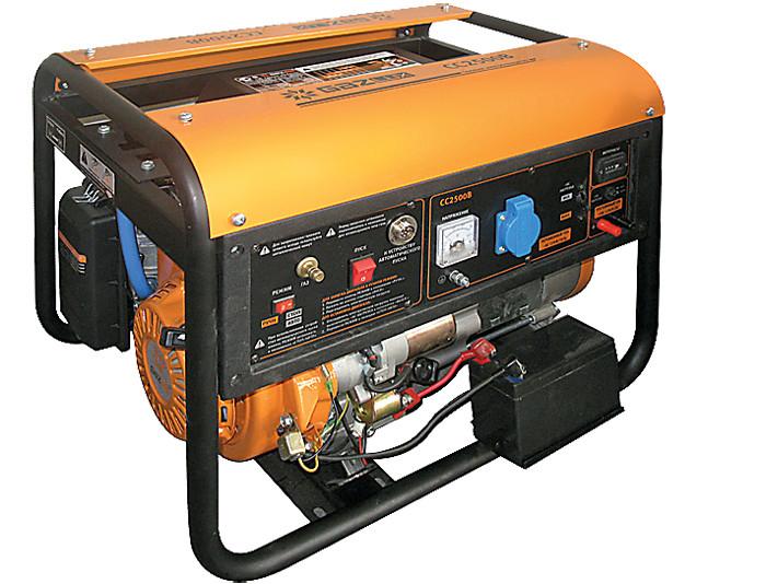 Газовые электрогенераторы