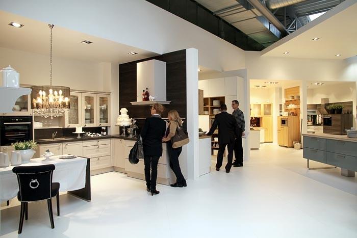 Будьте как дома: выставка кухонной мебели