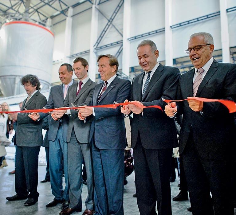 Разнообразие керамики: новый завод промышленной группы Eczacibasi