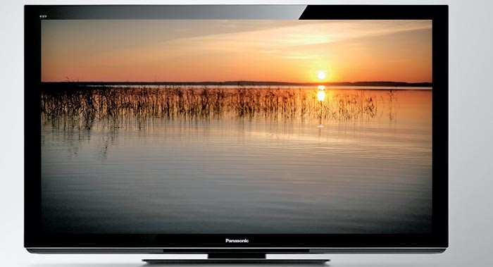 Кино в кубе: телевизор Viera NeoPlasma