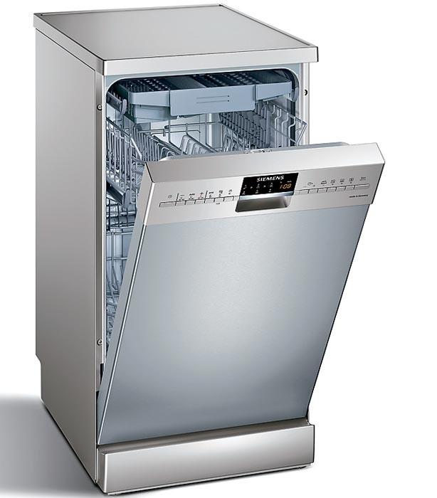 Уместится всё: новые посудомоечные машины