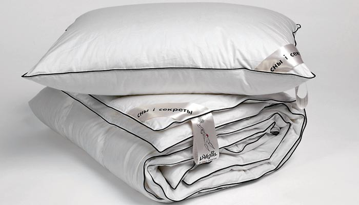 Сны для молодёжи: коллекция подушек и одеял