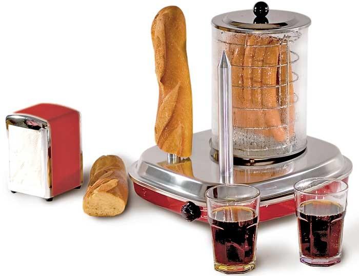 Закусочная на дому: аппарат для приготовления хот-догов
