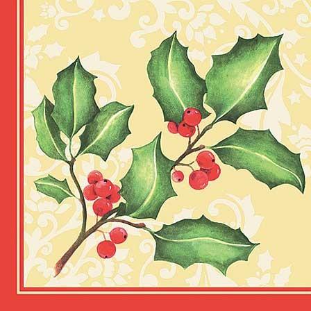 С праздником: коллекция бумажных салфеток