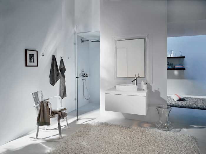 Компактность без компромиссов: коллекция для ванных комнат