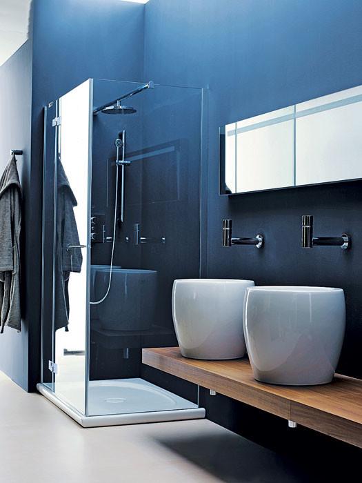 Уроки стиля: решения для ванной комнаты