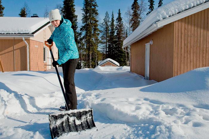 Полезный зимний инвентарь