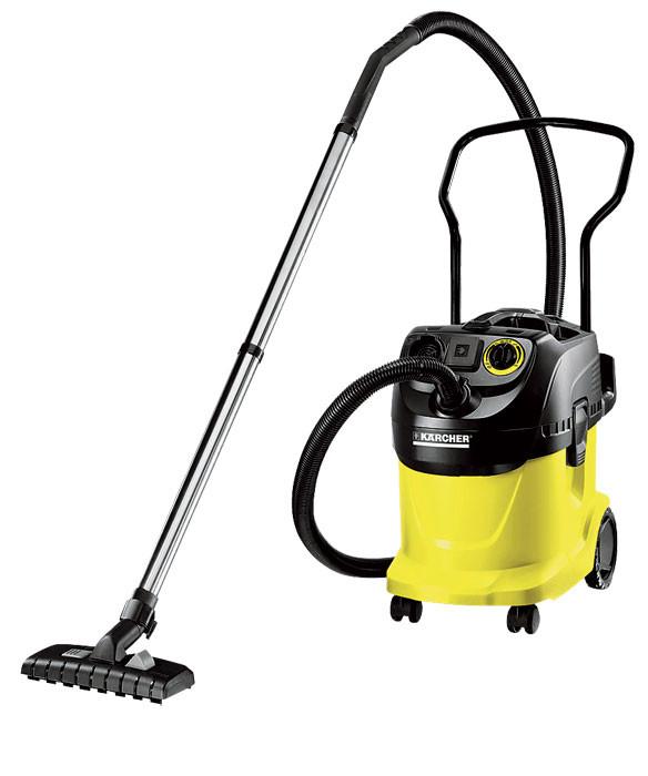 Помощник по хозяйству: новый пылесос