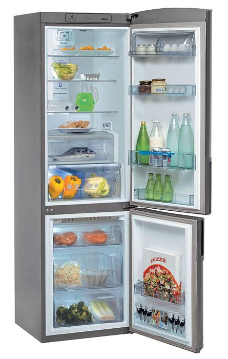 Надёжное хранение: новый двухкамерный холодильник
