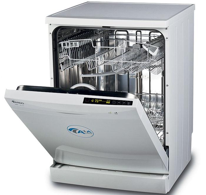 Всего одно прикосновение: серия посудомоечных машин