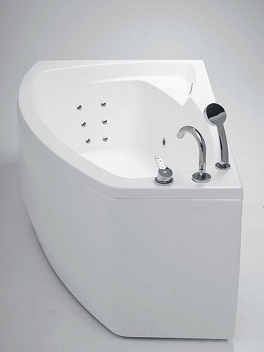Инновационный гидромассаж: ванны серии SlimLine