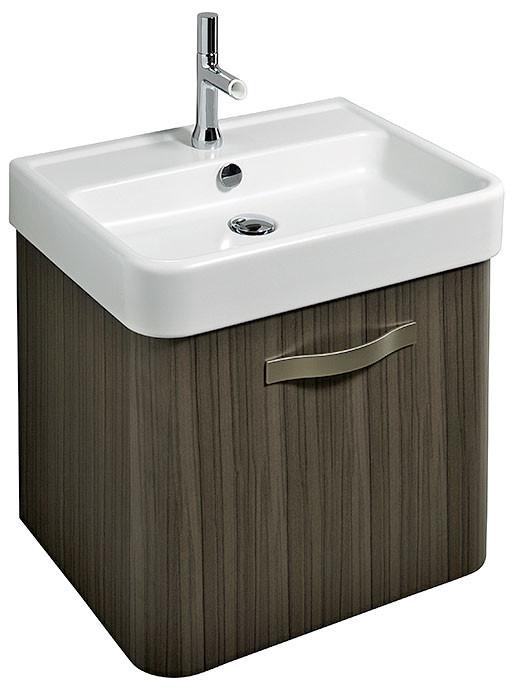 Переиграть пространство: мебель для ванной комнаты