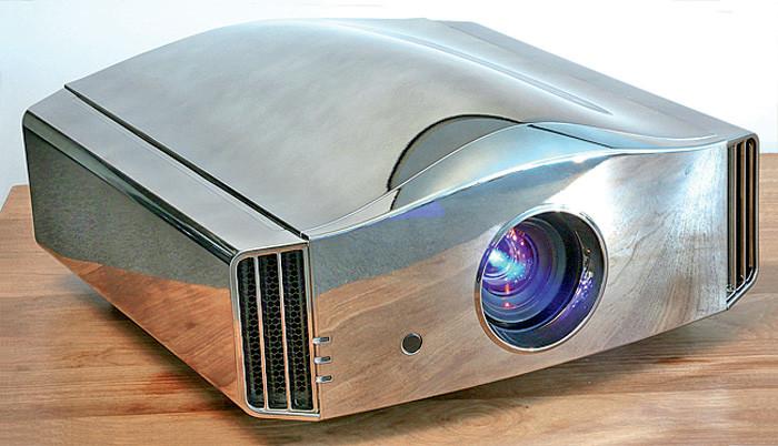 Волшебные картинки: новый видеопроектор