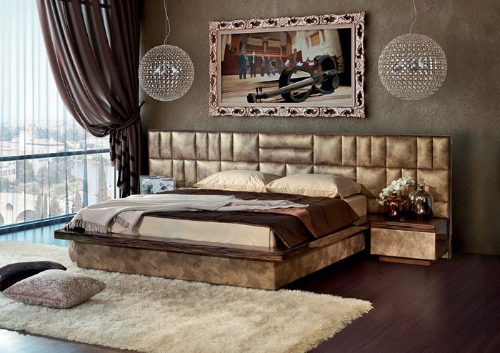 На французский манер: мебель для спальни