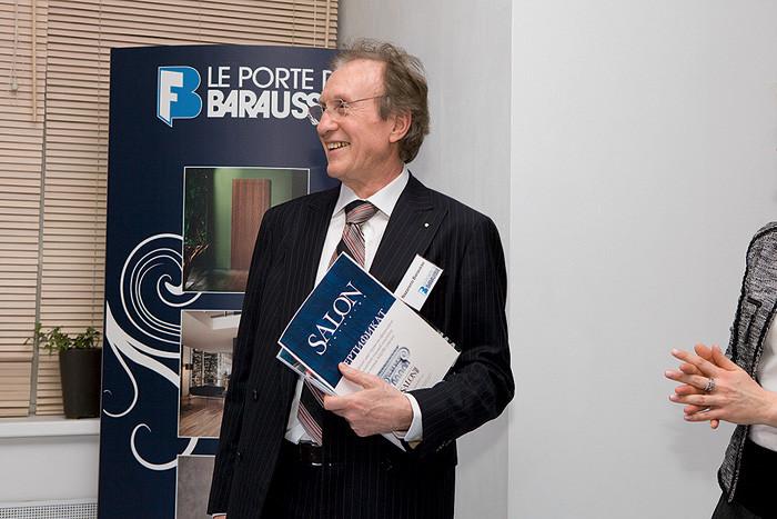 Новых открытий: юбилей компании Barausse