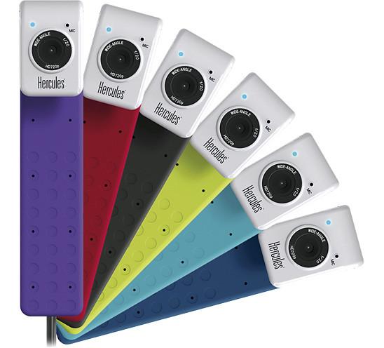 Подвижные веб-камеры