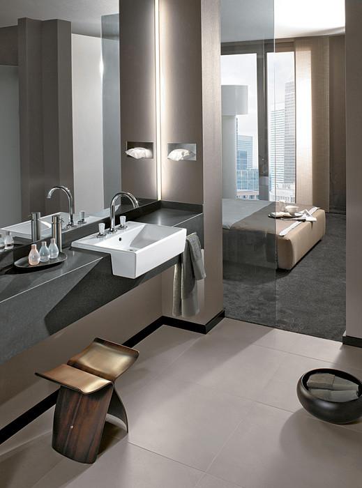 Моменты удовольствия: сантехника и мебель для ванной комнаты