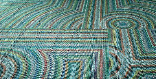 От истоков к истокам: коллекции ковровой плитки