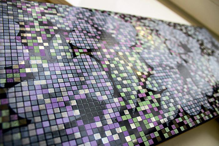 Эффект хамелеона: новая керамическая плитка