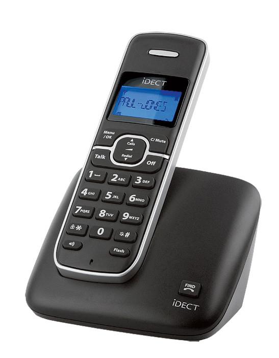 Звонок другу: беспроводной телефон