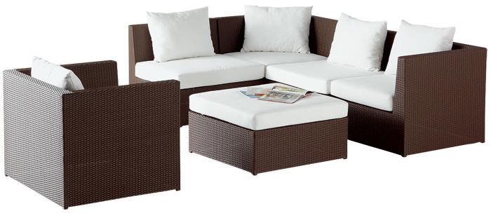 Посиделки на свежем воздухе: новая садовая мебель